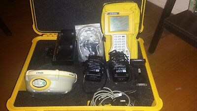 TRIMBLE 5800 GPS RECEIVER - 450 - 470 MHz + TSCe + Case + many extra cables