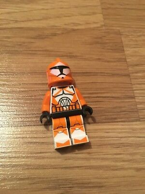 LEGO Star Wars Bomb Squad Trooper Sw 299 Minifig From Set 7913 ...
