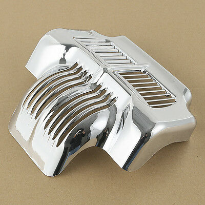 Oil Cooler Cover Fit Harley Touring Road King Street Electra Glide 11-16