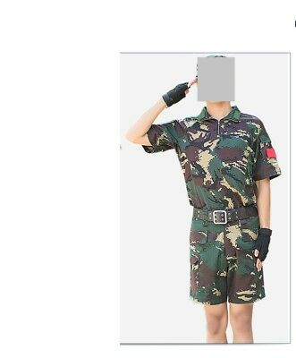 07's series China PLA FROG Special Forces Digital Camouflage Short Jacket,Pants