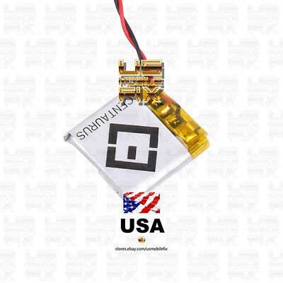 USA Battery For Pebble Classic Smart Watch 301BL 301WH 301RD 3.7V Replace Part