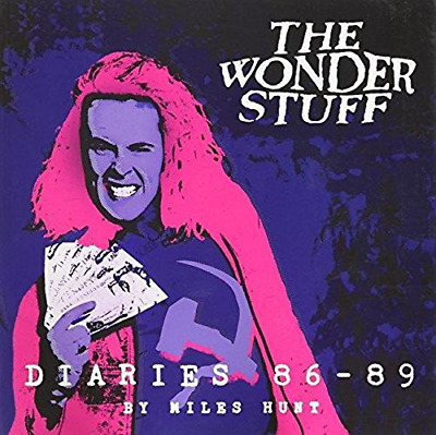 Miles Hunt: The Wonder Stuff Diaries 86 - 89