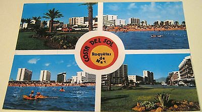 Spain Costa del Sol Roquetas de Mar 66 - posted 1985