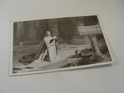 OTH592 - Postcard - The Vigil (Pettle)