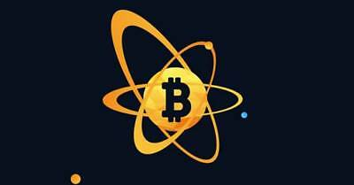 15 BITCOIN ATOM: be an early proponent