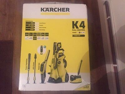 Karcher K4 Full Control Home Power Washer