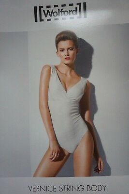 WOLFORD vernice string body size large new