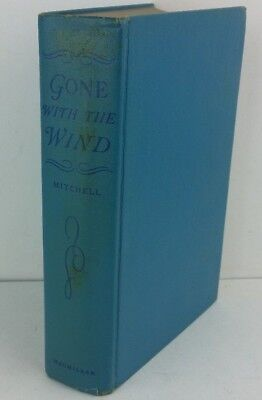 Gone With The Wind by Margaret Mitchell (1936, hardcover)