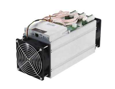 NEW Bitmain Antminer L3+ Litecoin LTC Miner, 504 MH/s, APW3++ PSU Included
