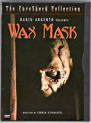 The Wax Mask (1997, DVD, 2000)
