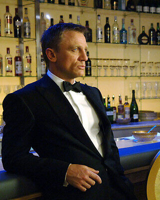 Daniel Craig Movie Photo [S273124] Size Choice