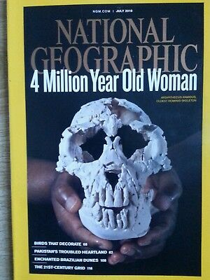 National Geographic Magazine July 2010 Evolutionary Road, Pakistan, Bowerbirds