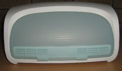 Tupperware Bread Bin Large Holds 2 Loaves With Ease  Clean Pre-Loved