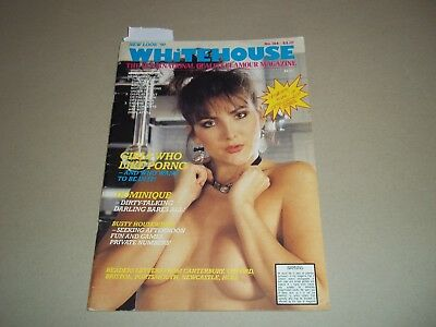 vintage Mens glamour magazine WH No 164