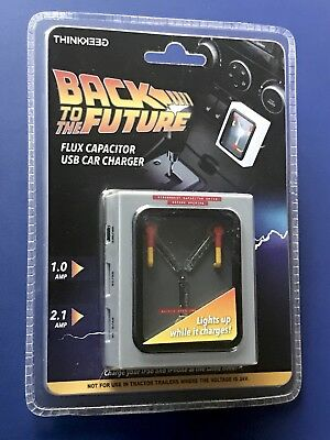 flux capacitor usb car charger for sale