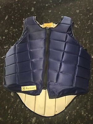Racesafe Childs Large Body Protector