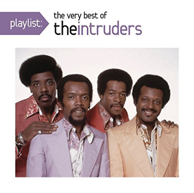 Intruders-Playlist:very Best Of The Intruders  (Us Import)  Cd New