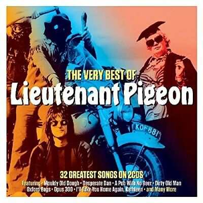 Lieutenant Pigeon-The Very Best Of  (Us Import)  Cd New