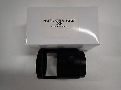 DCH Digital Camera Holder with 42mm Ring for spotting scope or large scope