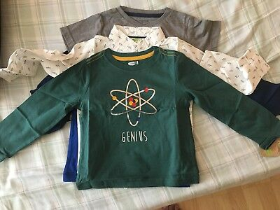 5 shirts for 20$, Crazy 8 Toddler Boys Long Sleeve - 3T New with tags