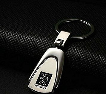 Peugeot 107, 206, 207, 208, 308 Beautiful Car keychain keyring
