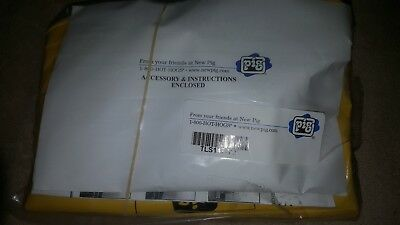 NEW IN BAG, PIG TLS147-YW Leak Diverter for Spraying Pipes FREE Shipping