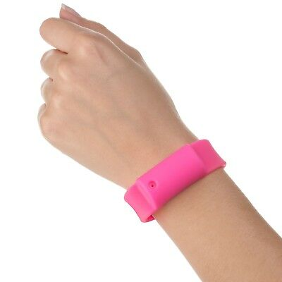 Pepper Spray Bracelet - PINK | Joggers, Runners, College Students