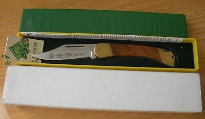 Vintage 220  965 DEER HUNTER  Puma Germany Knife in Box NEVER USED