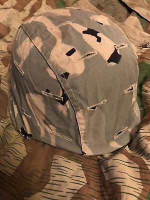 Us Army Experimental Urban Tracks ACH Mich 2000 Helmet Cover