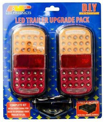 Trailer Pack Diy 2 X S/t/i 1 X No Plate