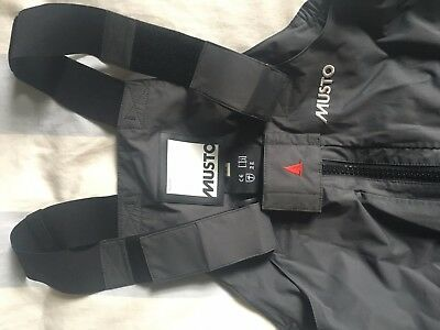 MUSTO BR1 Men Yachting, Wet Weather Storm Protection
