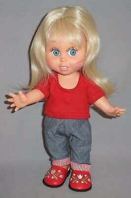 Blonde RACHEL Doll Wig size 10-11 Pale Blonde