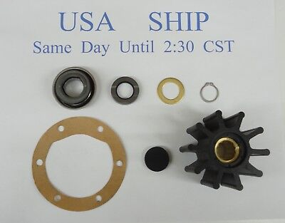 Minor Repair Kit For Perkins 6354 Marine Sea Water Pump 2488275 Jabsco 9700-01