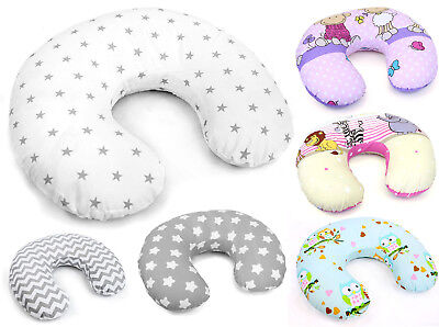 Cover For Feeding Pillow Maternity Baby Breastfeeding Pregnancy- Only Cover