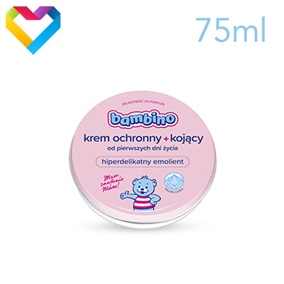 BAMBINO NIVEA PROTECTIVE CREAM FOR CHILDREN  - KREM OCHRONNY - 75ml