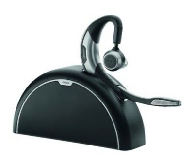 Jabra Motion UC + MS Bluetooth Headset With Travel & Charger Kit