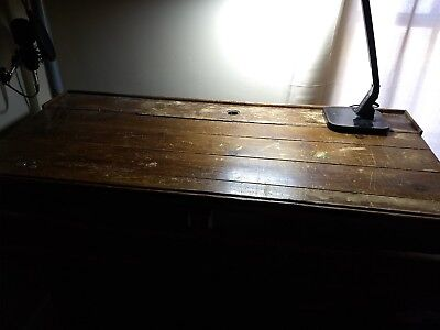Antique British Clerk's Desk Circa 1800