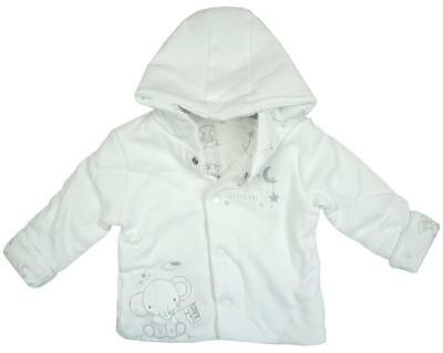 Baby My 1st Coat Dream Big Little One Elephant Hooded Jacket Newborn - 12 Months