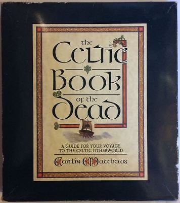 Celtic Book of the Dead by Caitlin Matthews Occult Pagan Divination Package