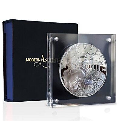 2018 Modern Ancients Series | Athenia | 10 oz .999 Silver Proof-Like USA Round