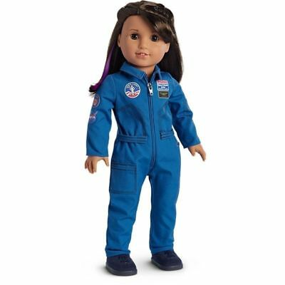 NEW - American Girl Luciana Vega's Flight Suit Doll Of The Year 2018 - NIB