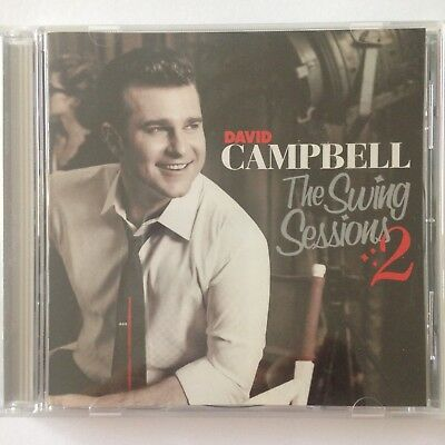 DAVID CAMPBELL The Swing Sessions 2 CD FREE POST More Great CDs In Store
