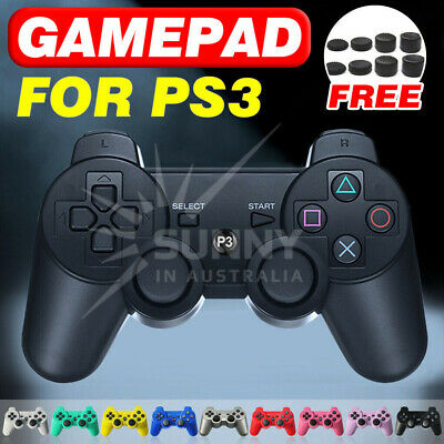 Wireless Bluetooth Game Remote Control Controller Joystick Joypad for PS3