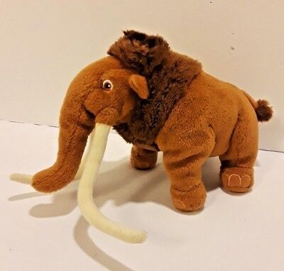 TY MANNY the WOOLY MAMMOTH BEANIE BABY - No Hang Tag