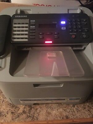 Samsung SF-650 Fax Machine