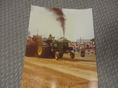 photo #1 original vintage tractor pulling coleman wheatley delaware ether eater