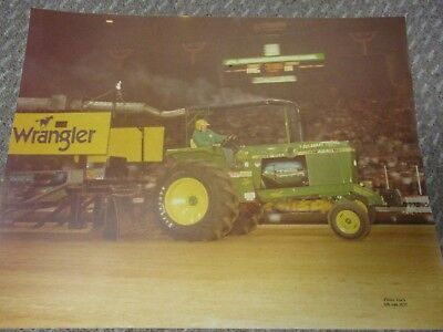 photo #3 original vintage tractor pulling coleman wheatley delaware ether eater