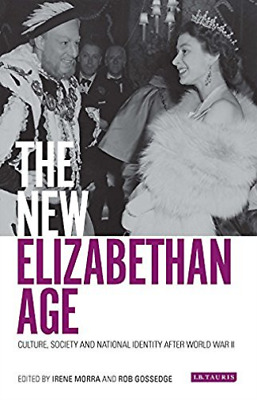 Morra  Irene And Gossedge-The New Elizabethan Age  BOOKH NUEVO (Importación USA)
