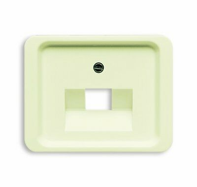 Busch-Jaeger 1803-22G Outlet Cover Plates Ivory