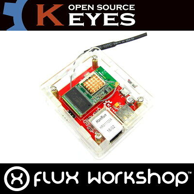 Keyes OpenWRT Video Sender Modul mb0076 IP Wifi RJ45 Flux Workshop